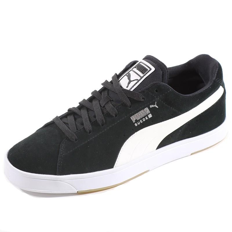 1f544fa8fa9ca Chaussures Suède S Noir Homme Puma