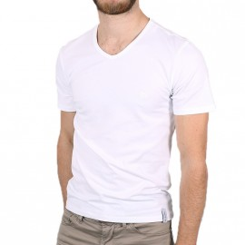 Tee-shirt Blanc Homme Redskins