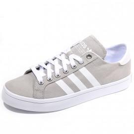 Chaussures Court Vantage Blanc Beige Homme Adidas