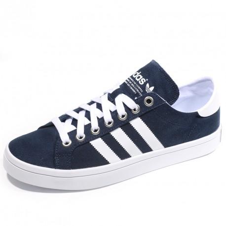 Chaussures Court Vantage Bleu Homme Adidas