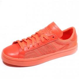 Chaussures Court Vantage Orange Femme Adidas