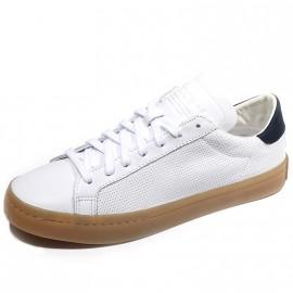 Chaussures Court Vantage Blanc Homme Adidas