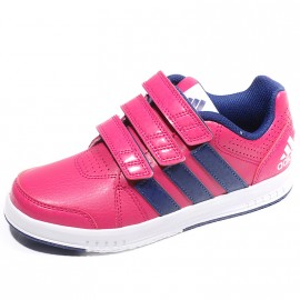 Chaussures LK Trainer 7 CF Rose Fille Adidas