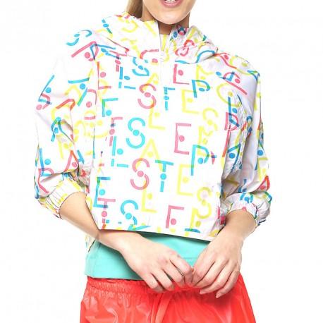 Veste Coupe-vent Stella Mc Cartney Blanc Femme Adidas