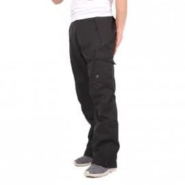 Pantalon Cargo Pie Ski Noir Homme Oxbow