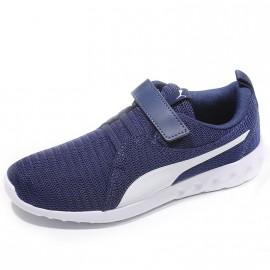 Chaussures Carson 2 V Bleu Garçon Puma