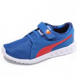 Chaussures Carson 2 V Superman Bleu Garçon Puma