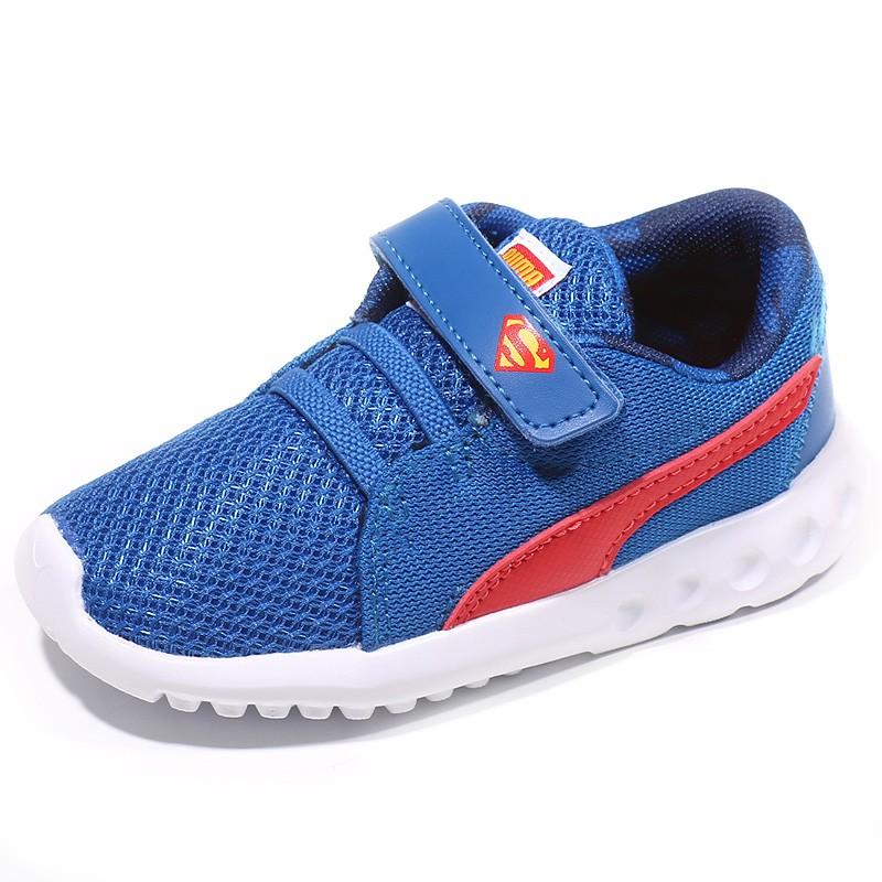 f8f663fa94fef Bleu Garçon Puma Chaussures Superman V Bébé 2 Carson qxw6OaU