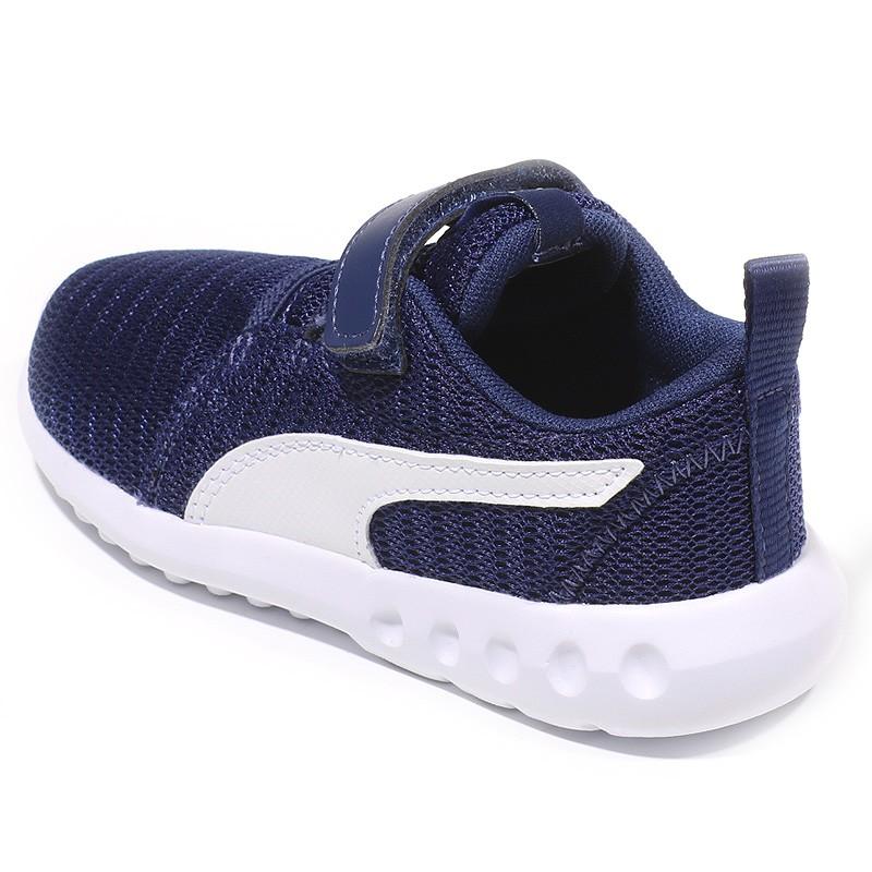 Carson Garçon Bébé Bleu Puma V 2 Chaussures BwgqAfdB