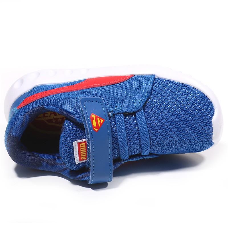 Puma Chaussures Auleeir3 Garçon Bébé Carson Bleu V 2 Superman wPk0nO