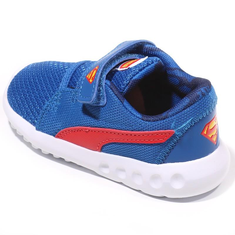 1323298ecbf41 Carson Bébé Superman Bleu Chaussures Puma Garçon 2 V Dduur 7w6Xaxaqd