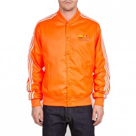 Veste Pharrell Williams Orange fluo Homme Adidas