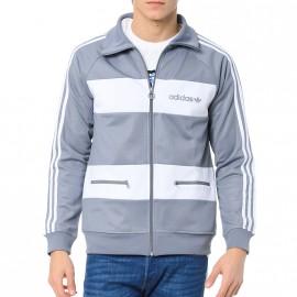 Veste Beckenbauer TT Gris Homme Adidas