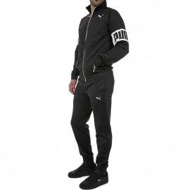 Survêtement Noir Homme Puma
