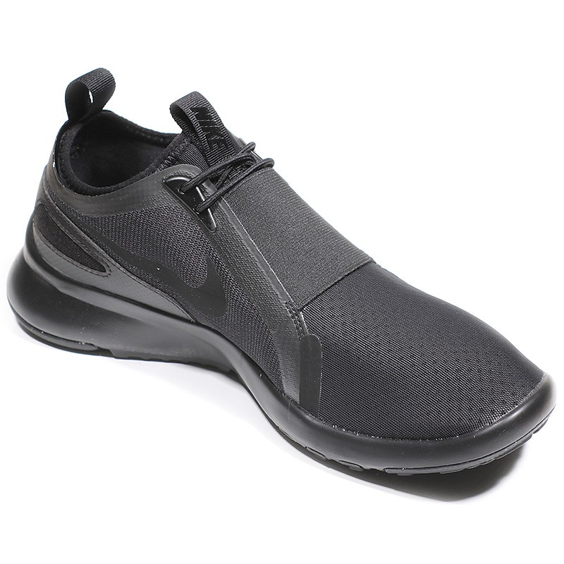 chaussures current slip on noir homme nike. Black Bedroom Furniture Sets. Home Design Ideas