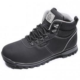 Chaussures Vitelo Noir Homme Kappa