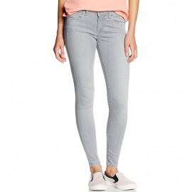 Jean Skinny Lola Gris Femme Pepe Jeans