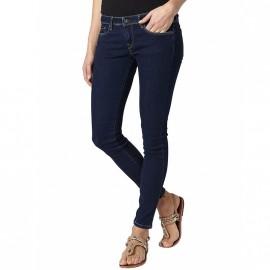 Jean Skinny Cher Bleu Femme Pepe Jeans