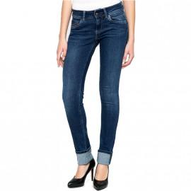 Jean Slim New Brooke Bleu Femme Pepe Jeans