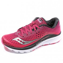 Chaussures Kinvara 8 Rose Running Femme Saucony