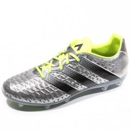 Chaussures Ace 16.2 FG Gris Football Homme Adidas
