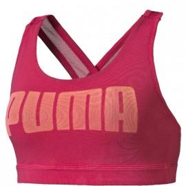 Brassière Yogini Sport Rose Femme Puma