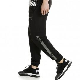 Pantalon Active Entrainement Noir Homme Puma