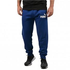 Pantalon Sweat Bleu Entrainement Homme Puma