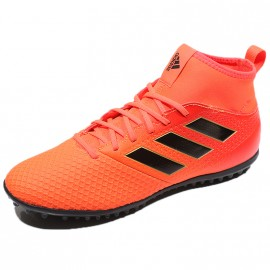 Chaussures Ace Tango 17.3 TF Rouge Orange Football Homme Adidas