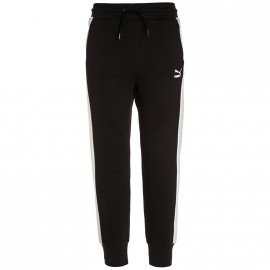 Pantalon Sweat Sport Noir Fille Puma