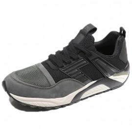 Chaussures 7.0 Trainer Noir Homme Emporio Armani