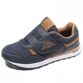 Chaussures Cartago Bleu Garçon Kappa
