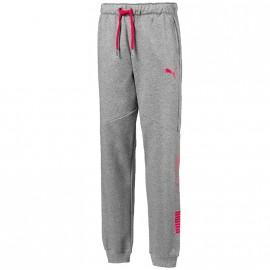 Pantalon Sweat Sport Gris Garçon Puma