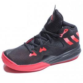 Chaussures Dual Threat 2017 C Noir Basketball Garçon Adidas