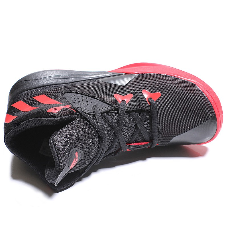 chaussures montantes adidas dual threat b-ball 40
