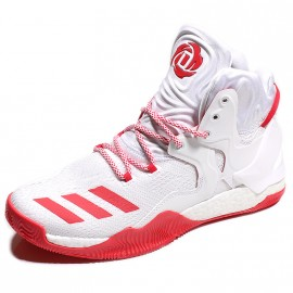 Chaussures D Rose 7 Blanc Basketball Homme Adidas