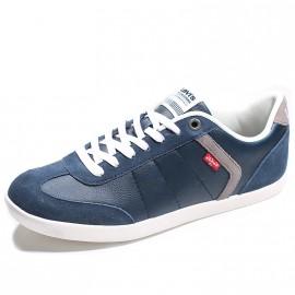 Chaussures Loch Suede Bleu Hommer Levi's