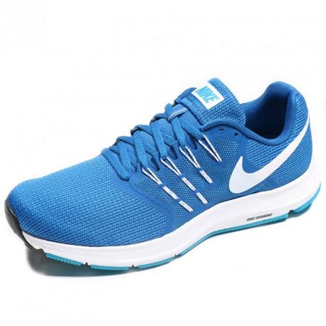 nike bleu running