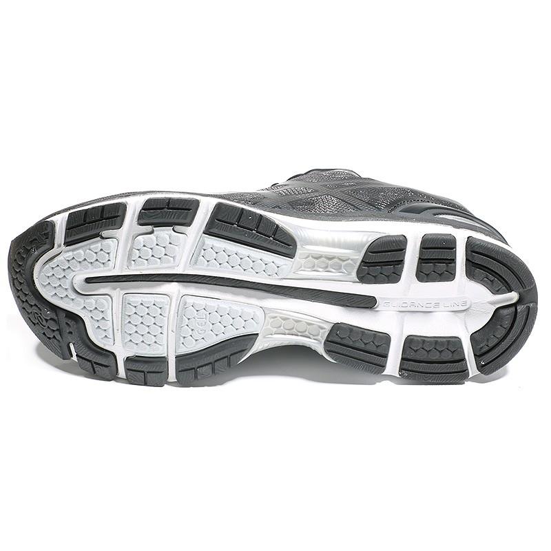 Gris Chaussures Gel Running 19 Nimbus Homme Asics 3jR4A5Lq