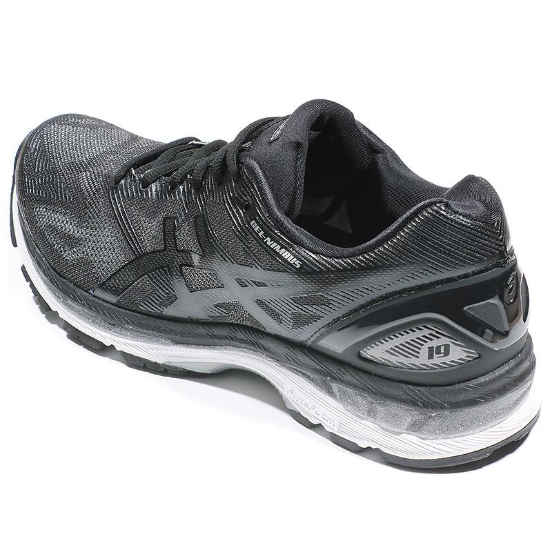 Chaussures 19 Running Gel Asics Gris Homme Nimbus CeBodx