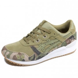 Chaussures Gel Lite III Vert Homme Asics