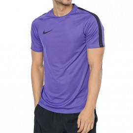 Tee-shirt Entrainement Violet Homme Nike