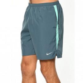 Short Challenger Running Vert Homme Nike