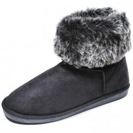 Boots Parrisa Winter Noir Femme Pieces