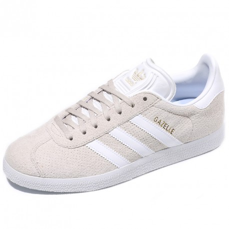 chaussures gazelle beige femme adidas. Black Bedroom Furniture Sets. Home Design Ideas