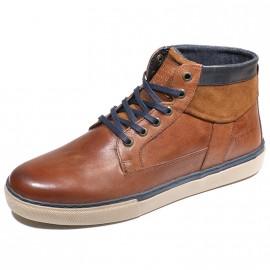 Chaussures Cournol Marron Homme Redskins