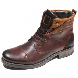 Chaussures Yedes Marron Homme Redskins