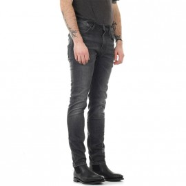 Pantalon Line 8 Skinny Worn out Gris Homme Levi's