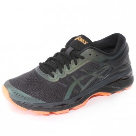 Chaussures Gel Kayano 24 Noir Running Homme Asics