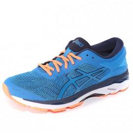 Chaussures Gel Kayano 24 Bleu Running Homme Asics